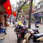 Hanoi Sign