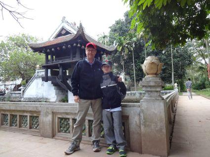 One Pilar Pagoda