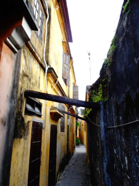 Alleyways of Hoi An