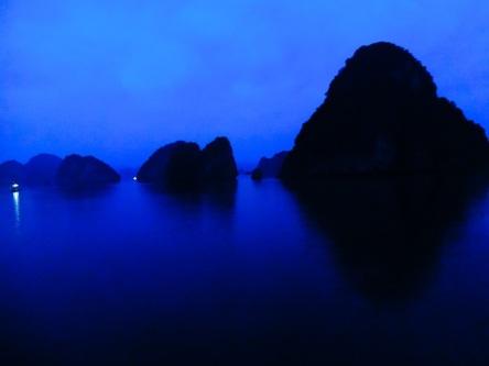 Blue night