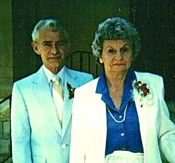 My maternal grandparents.  My grandfather served in the US Navy during the second world war and had to leave behind a wife and young children, my mother included at home during the war.