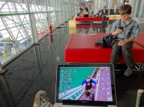 The constant search for wi-fi when traveling ranks up there with water and oxygen in the list of must-haves when globetrotting. Luckily, most airports in Asia provide all of the above for free.