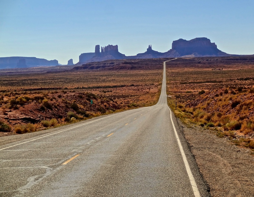 The End of the Open Road? (1/6)